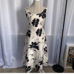 Coldwater Creek Floral Midi Dress